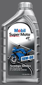 Mobil Super Moto™ 4T MX 15W-50