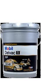 Mobil Delvac 1™ ESP 5W-40