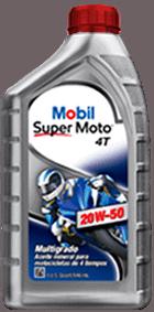 Mobil Super MotoTM 4T 20W-50