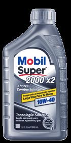 Mobil Super™ 2000 X2 10W-40