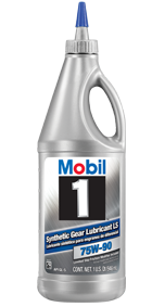 Mobil 1™ Synthetic Gear LS 75w-90