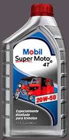 Mobil Super MotoTM 3R 4T 20W-50