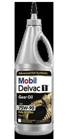 MobilTMDelvac 1 Gear Oil 75W-90